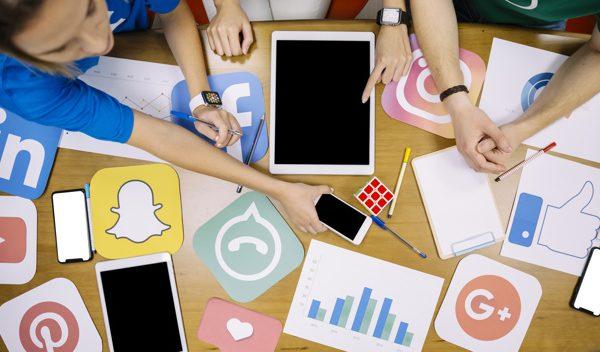 guia de redes sociais