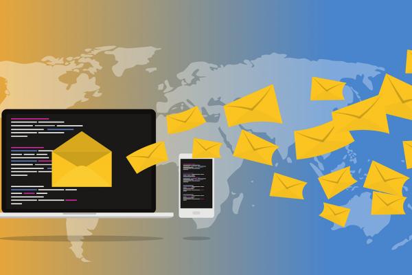 listas de email